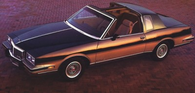 For reference, this is a gold 1985 Grand Prix with T-top