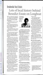 Sarasota Herald Tribune, 8/14/2006