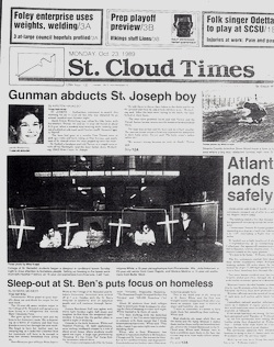 St. Cloud Times, October 23, 1989